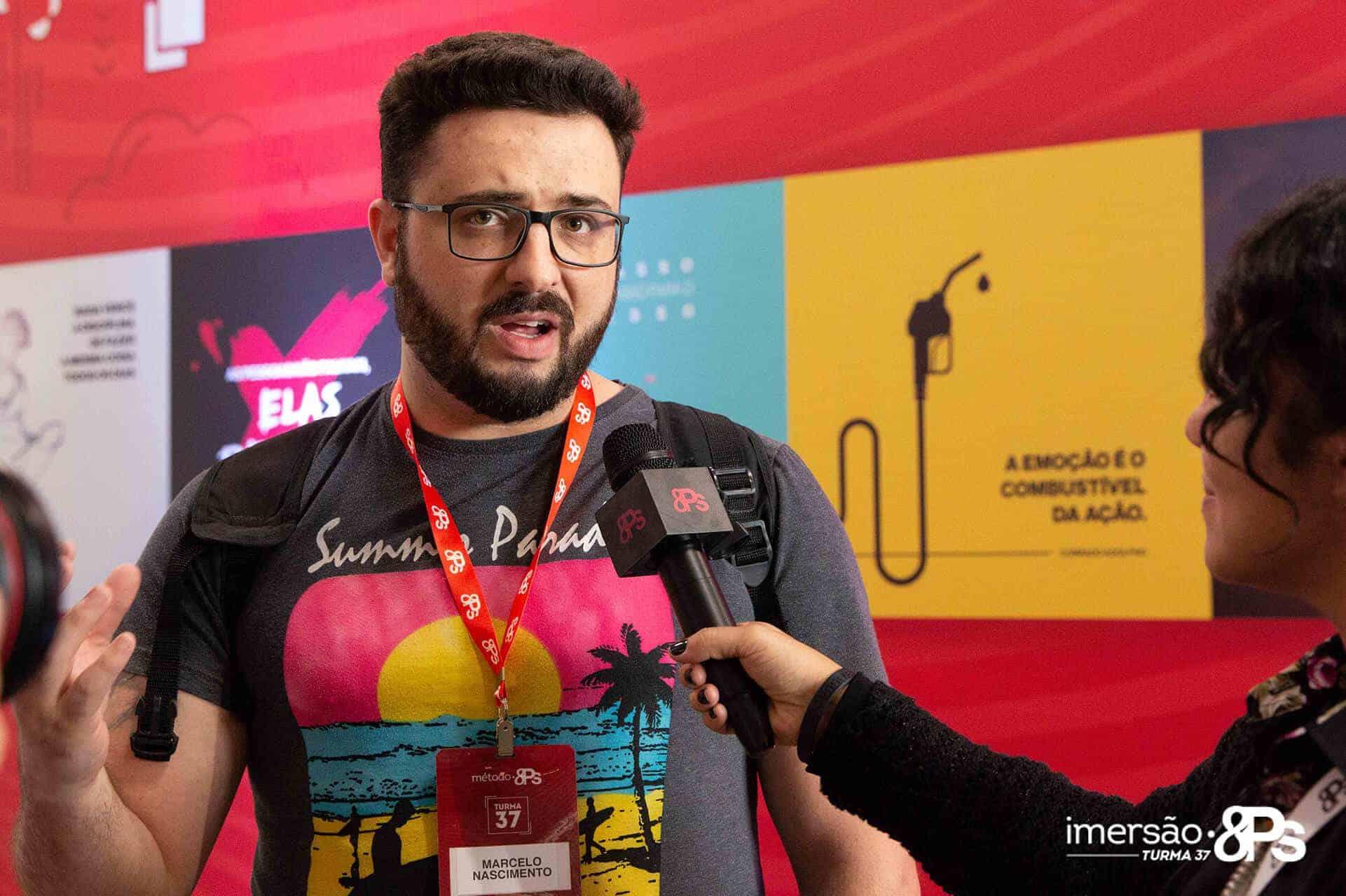 Entrevista Imersão 8Ps